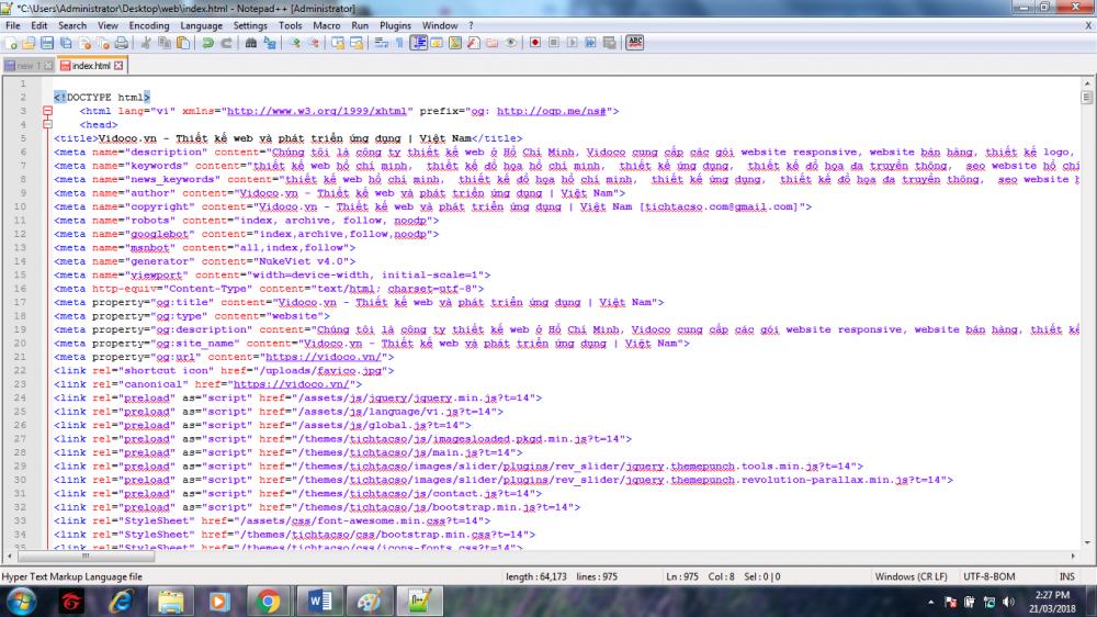 Cách Lấy Toàn Bộ Code Của Web