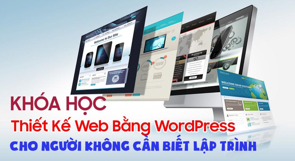 Giáo Trình Thiết Kế Web Bằng WordPress
