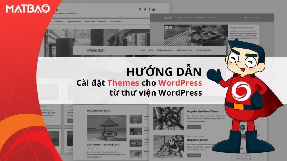Hướng Dẫn Thiết Kế Web WordPress Toàn Tập