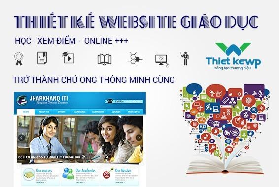 Hướng dẫn cách sử dụng thiết kế web giáo dục mới nhất 2020