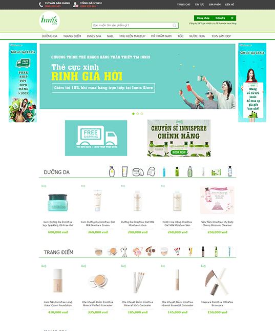 Hướng dẫn cách thiết kế website bán hàng mới nhất 2020