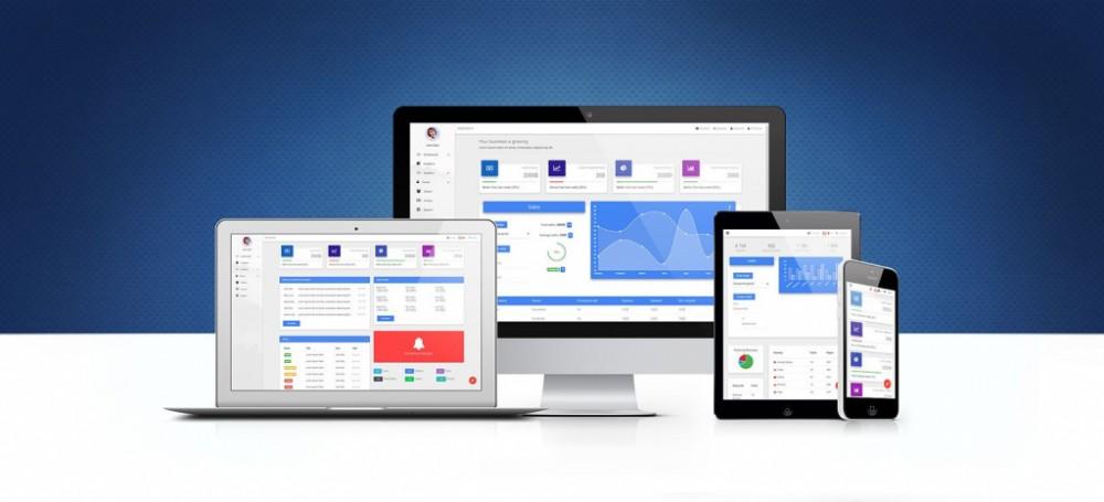 Hướng dẫn thiết kế giao diện web bằng bootstrap mới nhất 2020