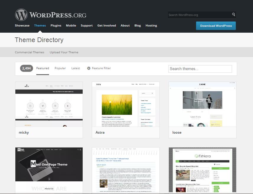 Thiết kế web bằng wordpress ? Hướng dẫn cách thiết kế web bằng wordpress mới nhất 2020