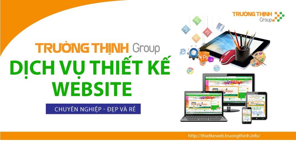 Thiet Ke Web Truong Thinh