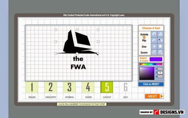 Tổng hợp các trang web thiết kế logo miễn phí mới nhất 2020