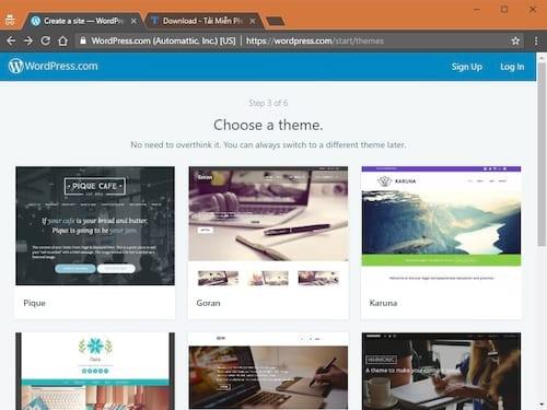 Top những phần mềm thiết kế web miễn phí tốt nhất mới nhất 2020