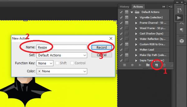 Sforum - Trang thông tin công nghệ mới nhất 1-20-600x345 Cách Resize ảnh hàng loạt trong Photoshop vô cùng dễ dàng