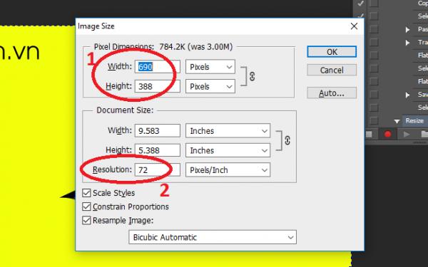 Sforum - Trang thông tin công nghệ mới nhất 1-21-600x375 Cách Resize ảnh hàng loạt trong Photoshop vô cùng dễ dàng