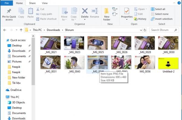 Sforum - Trang thông tin công nghệ mới nhất 1-27-600x396 Cách Resize ảnh hàng loạt trong Photoshop vô cùng dễ dàng