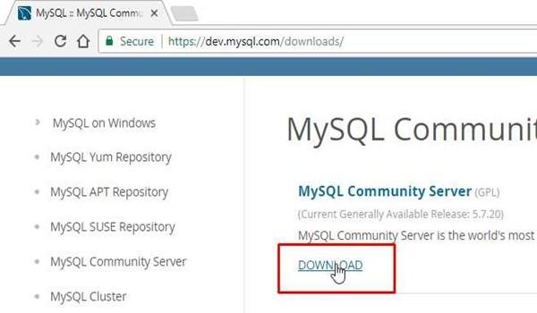 Bảng mặc định của mysql là gì? Tại sao chúng ta cần bảng mặc định của mysql?