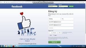 Hướng Dẫn Cách Tạo Facebook