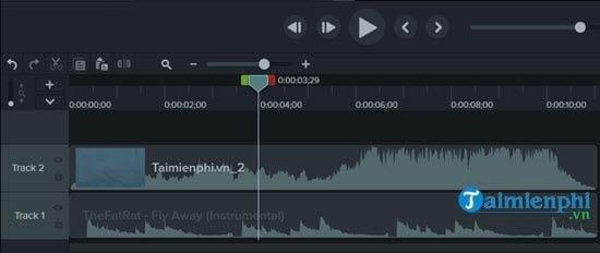 Hướng dẫn các cách chèn nhạc vào video đã có âm thanh sẵn mới nhất 2020