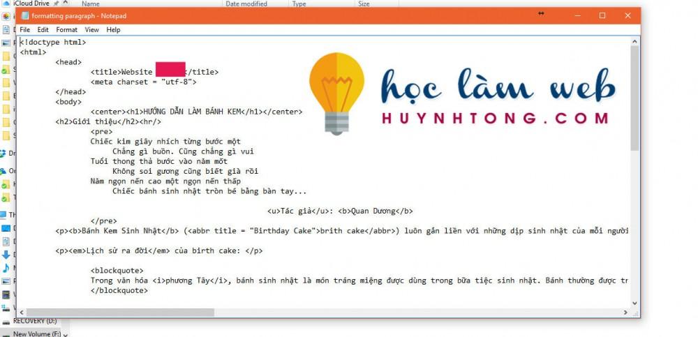 Hướng dẫn cách khi không mở được file html mới nhất 2020