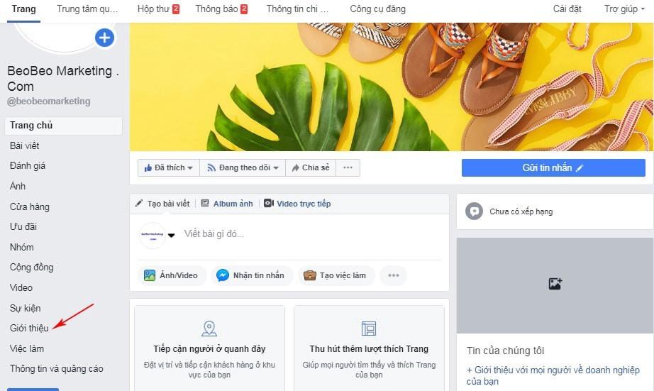 Hướng dẫn cách tạo check in cho fanpage facebook 2017 mới nhất 2020