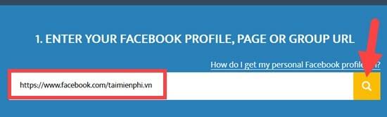 Hướng dẫn cách tìm id của facebook mới nhất 2020