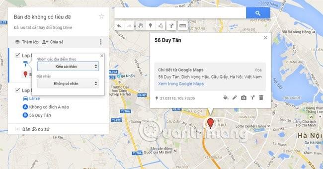 Huongs dẫn các cách lấy bản đồ từ google map mới nhất 2020