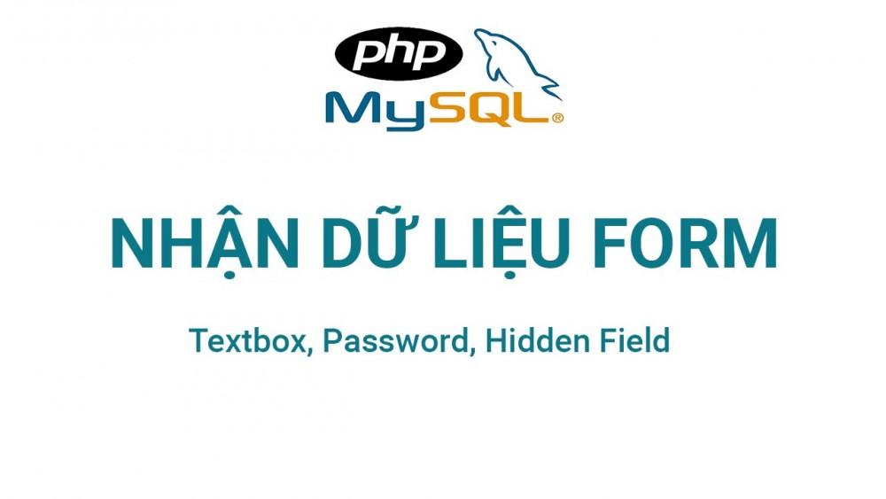 Input Type Hidden Trong Html