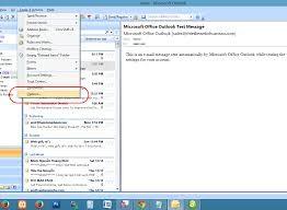 Thay đổi Chữ Ký Trong Outlook 2010
