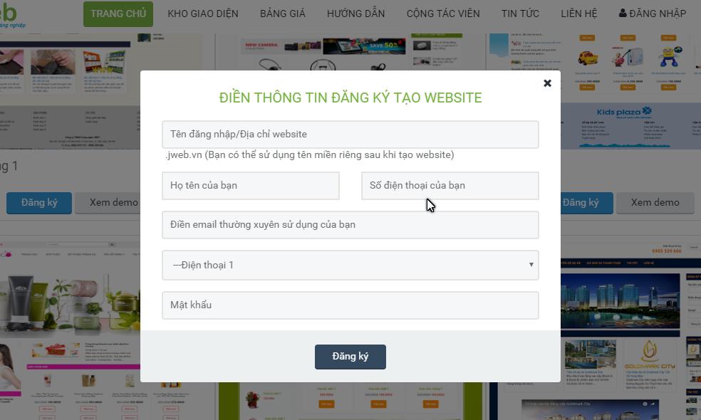 Tổng hợp cách thiết kế trang web miễn phí mới nhất 2020
