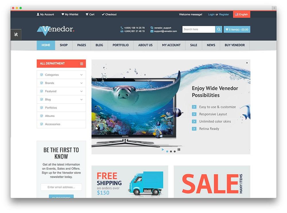 Tổng hợp cách thiết kế web bán hàng mới nhất 2020