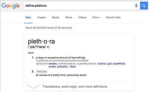 Hướng dẫn các cách tìm kiếm thông tin trên google hiệu quả