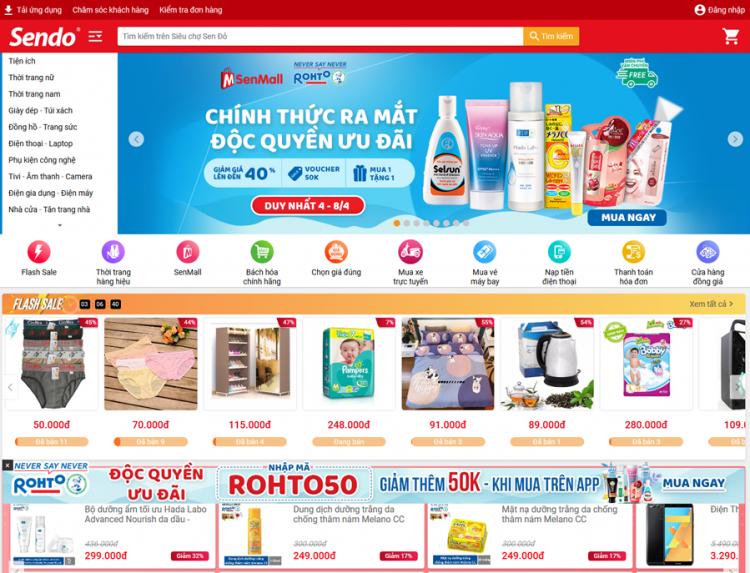 Tổng hợp các kênh bán hàng trực tuyến uy tín mới nhất 2020