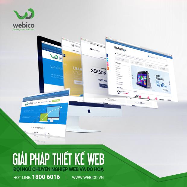 Top 7 Doanh Nghiệp Thiết Kế Website Uy Tín Nhất Việt Nam