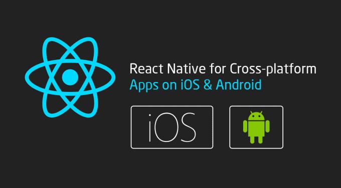 React Native dùng được trên cả Android và iOS